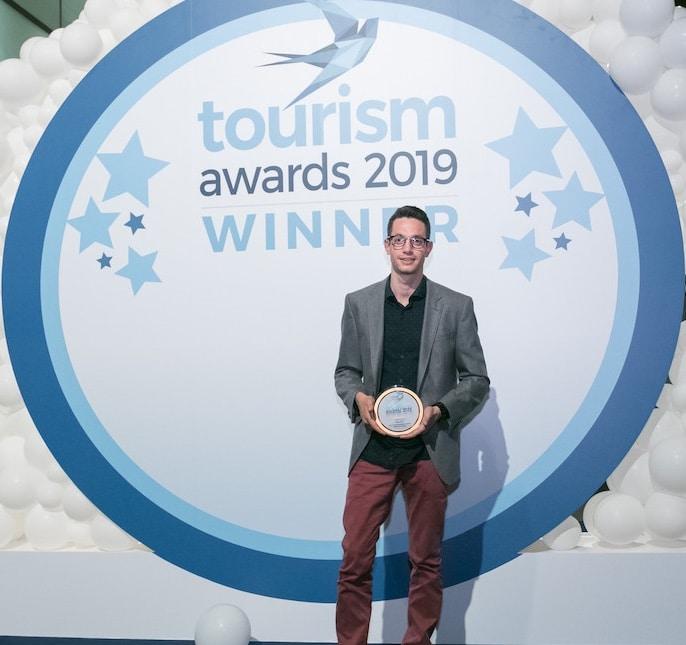 Tourism Awards Ροδος Dingo Marketing Team 2019 7